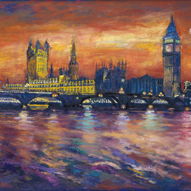 Houses Of Parliament, Patricia Clements