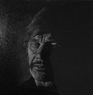 Undefined Medium by Patrick Bulger titled: Bronson, created in 2009