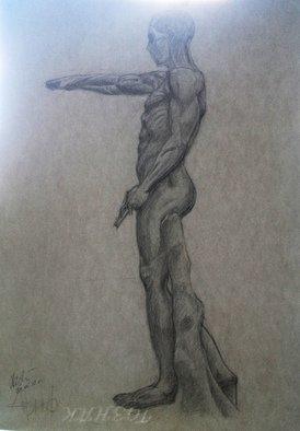 Paul Anton Artwork Sketch 02, 2012 Sketch 02, Nudes