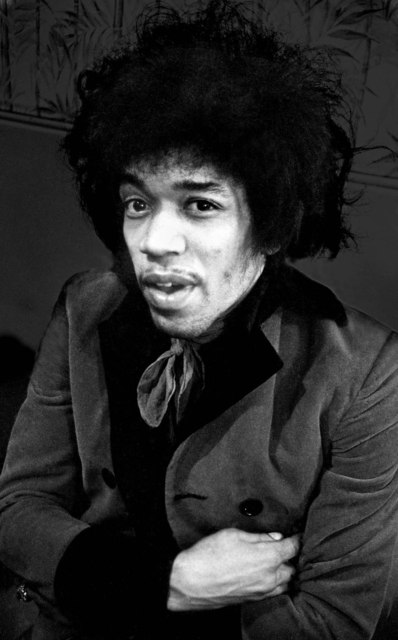 Paul Berriff Jimi Hendrix 1967