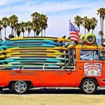 venice beach california By Paul Berriff