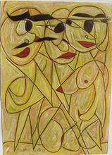 - artwork Together__Juntos-985138371.jpg - 1998, Painting Oil, Love