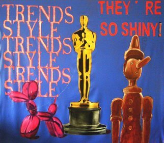 Artist: Eduardo Carqueijeiro - Title: shine shine - Medium: Acrylic Painting - Year: 2008