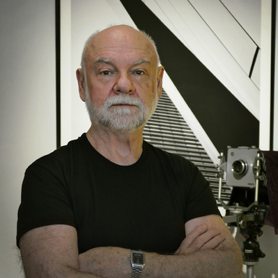 Photograph of Artist PETER C. BRANDT