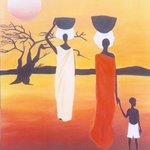 Daughters Of Africa, Peter Odeh