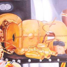 The Golden Stool, Peter Odeh