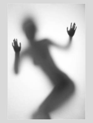Gencho Petkov: 'Emotions III', 1985 Black and White Photograph, Abstract Figurative. Artist Description:    serie Emotions, I personally hand- sign and numbered each photograph.          ...
