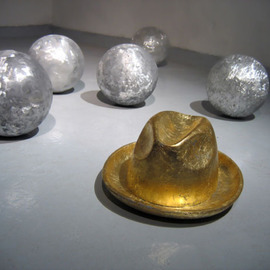 Petri Kiviniemi: 'Hat Trick', 2007 Other Sculpture, Sports.