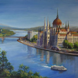 Budapests Blue Danube