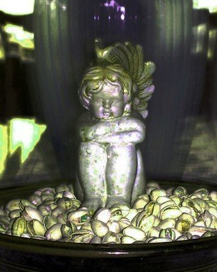 C. A. Hoffman Artwork Angel of Pistachios, 2008 Angel of Pistachios, Abstract Figurative