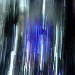 Blue In The Rain By C. A. Hoffman