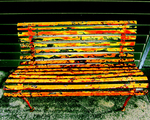 Artist: C. A. Hoffman, title: Come, Sit A Spell, 2012, Photography Color
