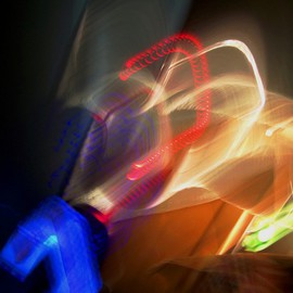 C. A. Hoffman: 'Light Parade I', 2008 Color Photograph, Abstract. Artist Description:  All photos are available in sizes up to16x20 inches. ...