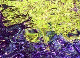 Color Photograph by C. A. Hoffman titled: Monet Wannabe III, 2008
