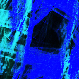 C. A. Hoffman: 'Neeblers Way Out', 2009 Color Photograph, Abstract. Artist Description:  A piece from my