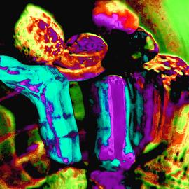 Nexiums Colorful Nightlife Fauna