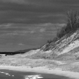 Sleeping Bear Dunes III By C. A. Hoffman
