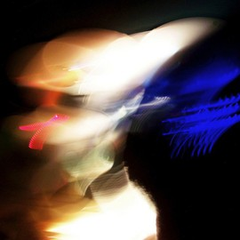 C. A. Hoffman: 'Speaking in Tongues', 2008 Color Photograph, Abstract. Artist Description:  Second in my series of Phantom Light Spectors.  All photos are available in sizes up to 16x20 inches. ...