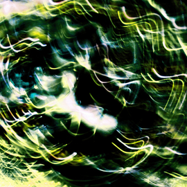 C. A. Hoffman: 'String Theory Birth of Awareness', 2009 Color Photograph, Abstract. Artist Description:  This is a piece from my