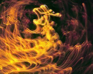 C. A. Hoffman Artwork String Theory Ignition Switchback, 2009 Color Photograph, Abstract