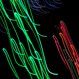 C. A. Hoffman: 'Strings Arise', 2008 Color Photograph, Abstract. Artist Description:  Part of my String Theory series. ...