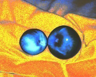 Artist: C. A. Hoffman - Title: Vincents Blue Duo - Medium: Color Photograph - Year: 2010
