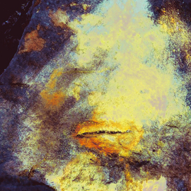 C. A. Hoffman: 'Wisdom Rock', 2011 Color Photograph, Abstract Landscape. Artist Description:   This an original photo that has been digitally- enhanced to create an original work of art. All pieces are available in sizes up to 16 x 20 inches.                                                                                                                                                                    ...