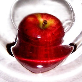 Wormhole Apple  By C. A. Hoffman