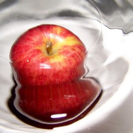 Wormhole Apple V By C. A. Hoffman