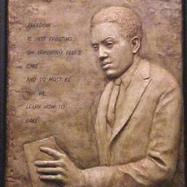 Langston Hughes Relief, Pica Mertvago