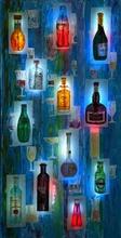 - artwork Light_art_BAR-1320761487.jpg - 2010, Painting Acrylic, Figurative