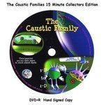 3D 2D Caustic Family 15 Minute Movie By Michael Pickett