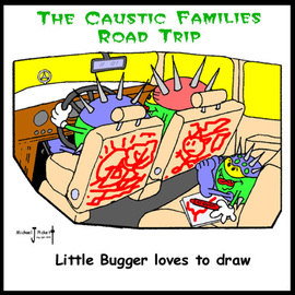 Caustic Family Drive