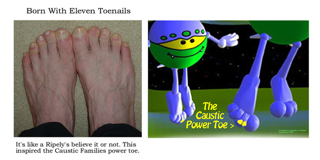 Artist Michael Pickett. 'Eleven Toenails' Artwork Image, Created in 2008, Original Photography Other. #art #artist