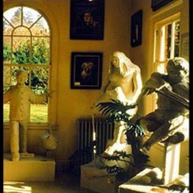 Michael Pickett: 'The Art Show Collection', 1993 Other Sculpture, Culture. Artist Description:   Life size statues, paintings and music featured in a one man show at the Umpqua Valley Arts Association, Roseburg Oregon.  ...