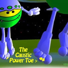 The Caustic Power Toe