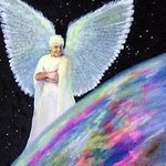 World Peace Angel By Michael Pickett