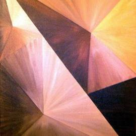 Pilar P�rez-prado: 'Family', 2004 Acrylic Painting, Geometric. Artist Description:   63. 0 ...