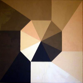 Pilar P�rez-prado: 'Musical Experiment V Scales', 2004 Acrylic Painting, Geometric. Artist Description:   100. 0 ...