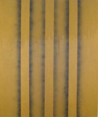 Pilar P�rez-prado: 'Reality and Memory V Memory', 2005 Acrylic Painting, Geometric.   60. 0 ...