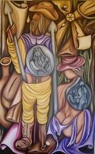 - artwork Quijote-1189454705.jpg - 2007, Painting Oil, Figurative