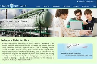 Pitekmnd Prajapati: 'online ndt training', 2017 Computer Art, Technology. Artist Description: Global NDE Guru provides an excellent online, ndt training Services and examination to meet ASNT SNT- TC - 1A, CP- 189, NAS aEUR