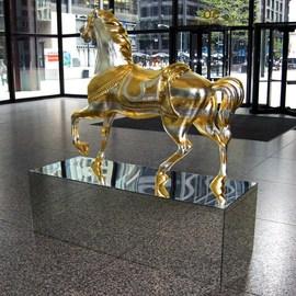 American Golden Horse