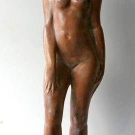 Penko Platikanov Artwork Russian Girl , 2010 Other Sculpture, Figurative