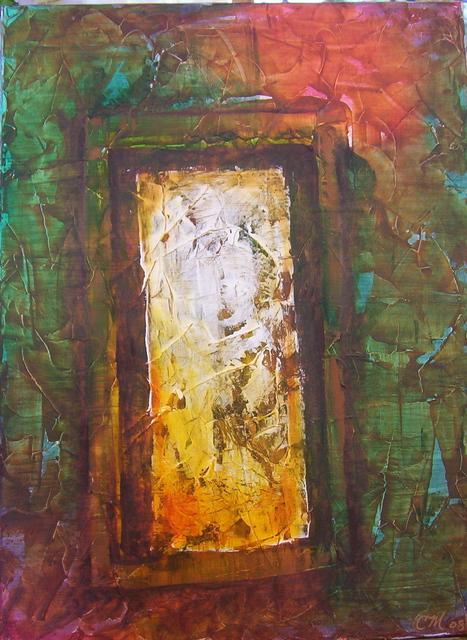 open door painting. Claudette Mc Dermott Open Door 2008 Open Door Painting U
