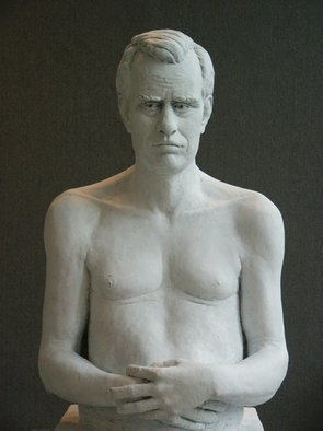 Polly Plain: 'Exhausted', 2006 Other Sculpture, Representational. Can be cast in Bronze, plaster or resin...