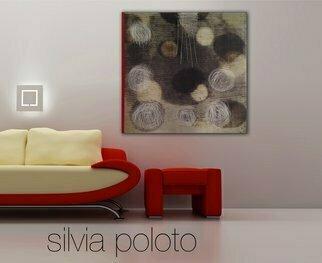 Silvia Poloto Artwork Blossom, 2013 Mixed Media, Abstract