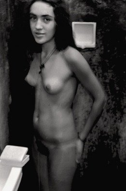 Joao Carlos Pompeu Artwork BANHO, 1984 Black and White Photograph, Nudes