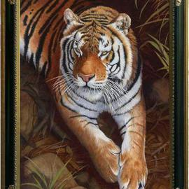 Bengal Tiger, Stephen Powell