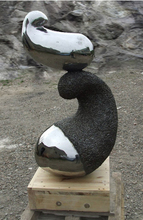 - artwork Spring-1303075112.jpg - 2011, Sculpture Steel, undecided